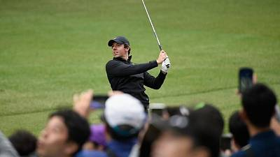 McIlroy looks to Shanghai in hunt to regain number one spot