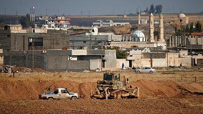 Syrian army, Turkish force clash near border - state media