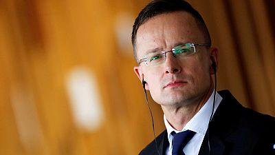 Hungary vetoes NATO statement on Ukraine over minority rights -minister
