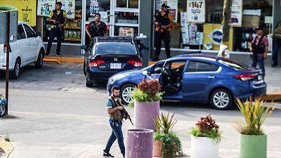 Mexico shows footage of capture of El Chapo son, defends his release