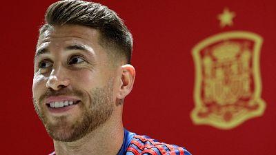 Sergio Ramos vuole giocare a Tokyo 2020