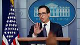 U.S.' Mnuchin says agricultural sales to China will 'take time to scale up' to $40-50 billion