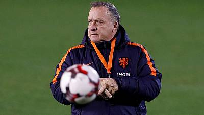Advocaat to take over at Feyenoord after Stam's departure
