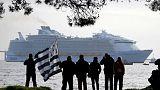 Fincantieri's bid for French shipyard investigated by EU antitrust regulators