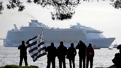 Fincantieri's bid for French shipyard investigated by EU antitrust regulators