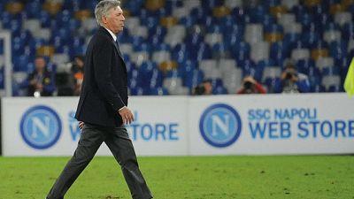 Ancelotti, su rigore ha arbitrato Banti