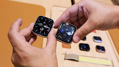 Apple shares rise on holiday forecast powered by Watches, AirPods and streaming
