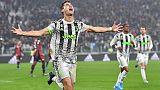 Serie A: la Juve torna in testa