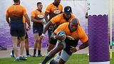 Kolbe returns for South Africa in World Cup final