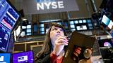 Stocks fall from 20-month highs on trade talk concerns