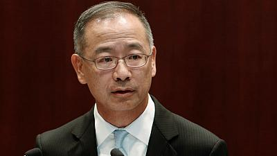 Hong Kong's central bank says no obvious capital outflow from banking system