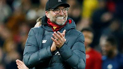 Klopp may pull Liverpool out of League Cup over fixture pile-up