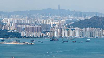 Hong Kong home prices ease for fourth consecutive month in September