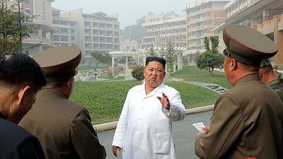 North Korea's Kim sends condolences over deceased mother of South Korea's Moon