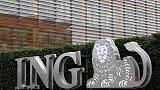 ING posts lower third-quarter underlying pretax profit as costs rise