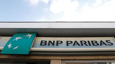 BNP Paribas quarterly profit falls less than expected