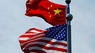 China, U.S. heads of state maintain contact on trade negotiations