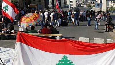 Lebanese army clears protester roadblocks, schools stay shut