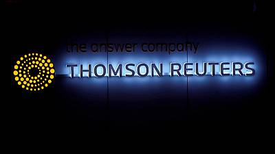 Thomson Reuters posts higher operating profit