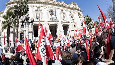 Scuola: sindacati mobilitazione l'11/11