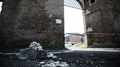 Al via manutenzione delle Mura Aureliane