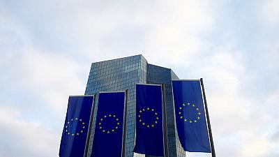 Euro zone third-quarter growth unexpectedly steady, inflation slows on cheaper energy