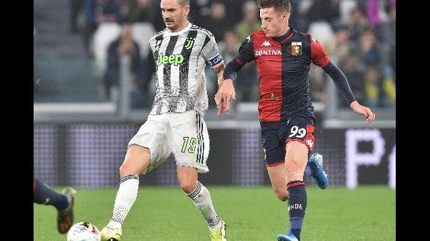 Juve: Bonucci, vittoria importante
