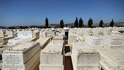 No more dead ends: Israeli app helps navigate graveyards