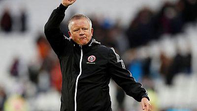 Blades getting sharper on Premier League whetstone - Wilder