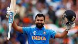 India's Rohit content with sporadic captaincy honour