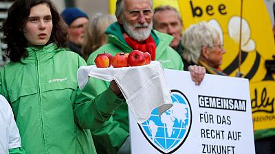 German court rejects farmers' climate change challenge