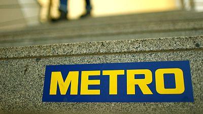 Czech investor Kretinsky, partner raise stake in Metro to 29.99%