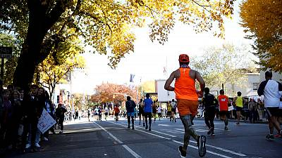 Past winners at core of Big Apple marathon