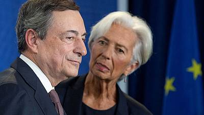 New ECB boss Lagarde to keep Draghi's top aides: sources