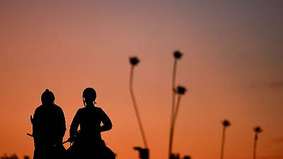 Safety the priority at Breeders' Cup in Santa Anita