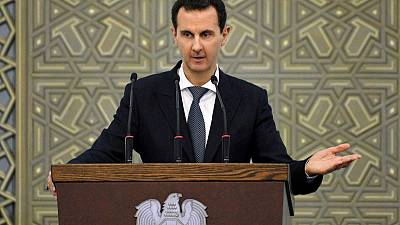 Syria's Assad says Kurdish controlled northeast of Syria to fall eventually under state control