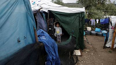 Migrants in Greece living in 'horrible' conditions, says Europe rights watchdog