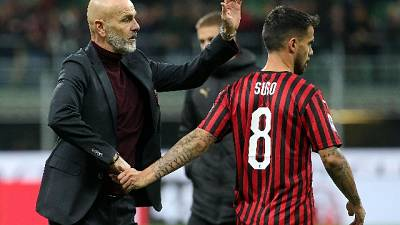 Milan-Spal 1-0