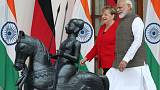 Germany's Merkel likely to press for FTA in talks with Indian PM Modi