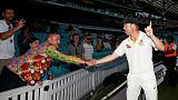 Warner steers Australia to series sweep of Sri Lanka