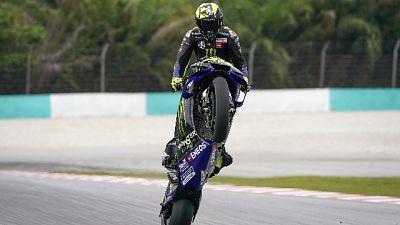 Gp Malesia: Rossi, feeling e passo ok
