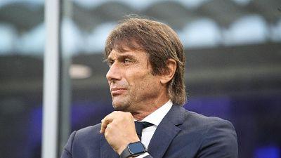 """Inter: Conte """"scudetto? Fatto mediatico"""""""