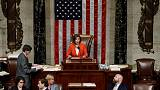 Pelosi expects Trump impeachment hearings in Nov - BBG interview