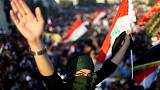 As protests rock Baghdad and Beirut, Iran digs in