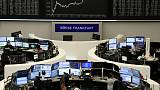 European shares end week on cheery note after U.S. and Chinese data