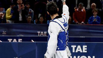 Taekwondo: Dell'Aquila campione europeo