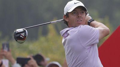 Golf: WGC, comanda McIlroy