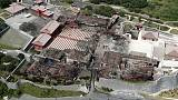 Police believe Japan's castle fire unlikely caused by arson - Kyodo
