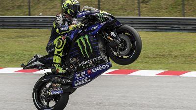 """Moto:Rossi """"Potevo fare meglio,passo ok"""""""