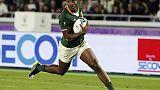 Rugby: Sudafrica campione del mondo